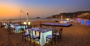 wedding venue on beach